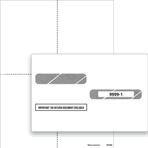W-2 Forms and Envelopes